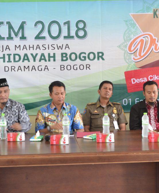 Pembukaan KKM 2018